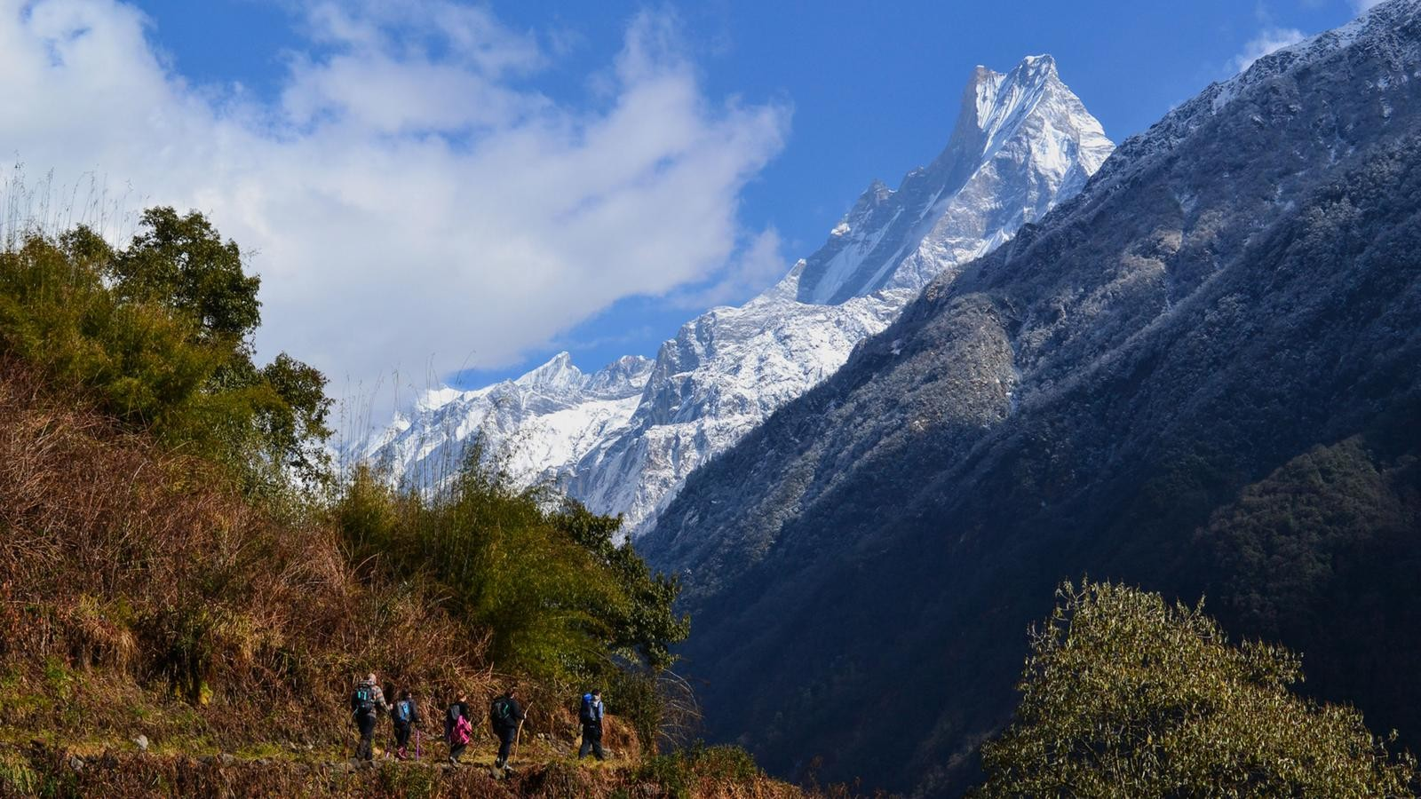 skypark holidays-Annapurna Trekking